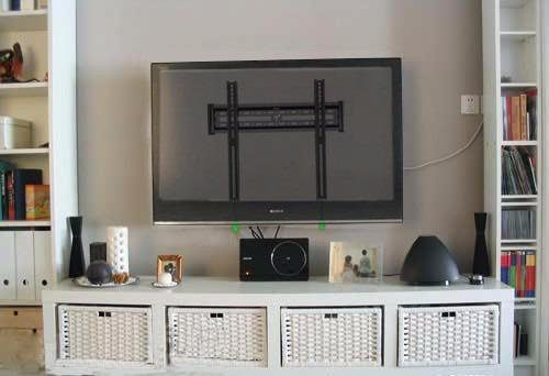 soporte fijo para tv de 32 a 55 pulgadas