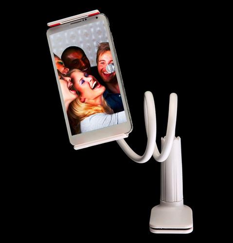 soporte flexible celulares tablet para escritorio iphone 6