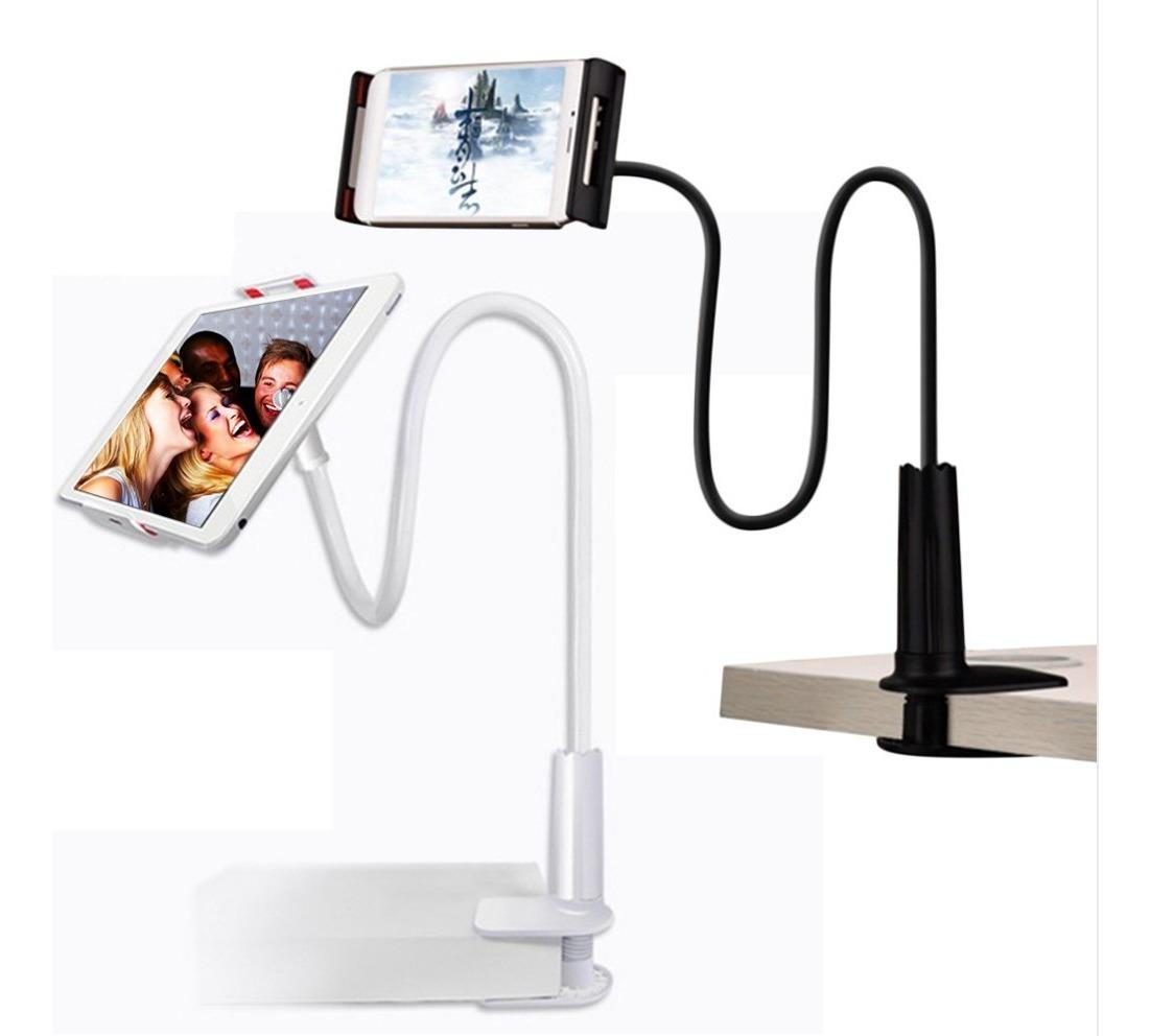 Resultado de imagen para Soporte Flexible Celulares Tablet Para Escritorio Iphone 6