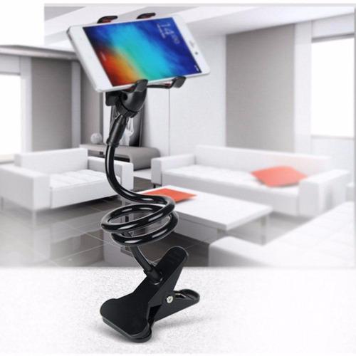 soporte flexible para celular varios colores