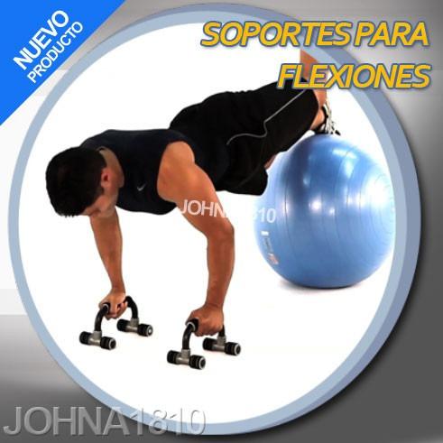 soporte flexiones de pecho