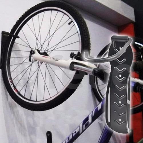 Soporte gancho para colgar bicicleta de rueda a la pared - Gancho bicicleta pared ...