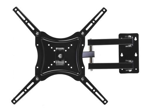 soporte giratorio brazo base tv led lcd  pared 10 a 55 plg