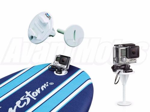soporte gopro de surf para tabla body board avant motos