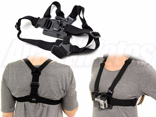 soporte gopro para el pecho avant