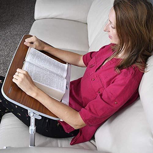 soporte gran portátil para office, mesa portátil para la cam