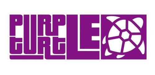 soporte guitarra piso purple turtle - vmusic