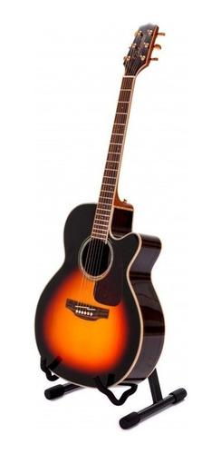soporte guitarra plegable viper fc80 alta calidad base atril