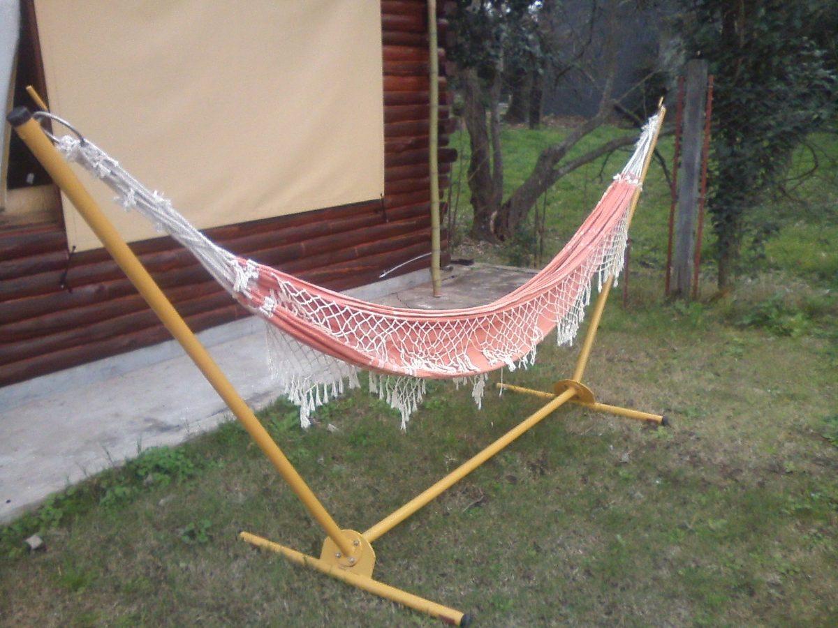 soporte hamaca paraguaya