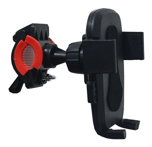 soporte holder bicicleta manubrio celular smartphone ditron