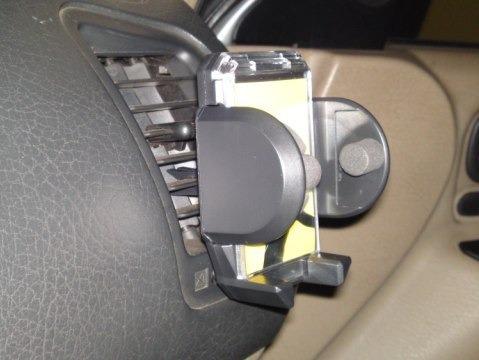 soporte holder p/auto ducto de ventilacion nokia samsung lg