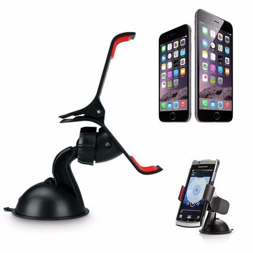 soporte holder pinza para celular gps - moron - libertad