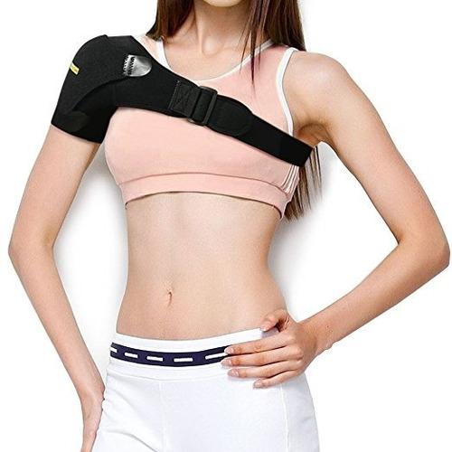 soporte hombro universal terapeutico dolor gimnasio lesion
