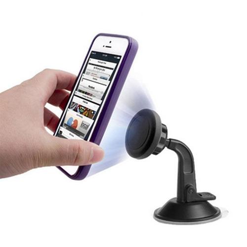 soporte imantado para celular universal para autos 360 º