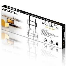 soporte inclinable de pared para tv plano de 32 -55