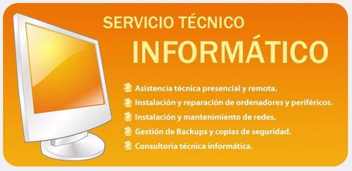 soporte informático, equipos a medida, asesoramiento tecnico