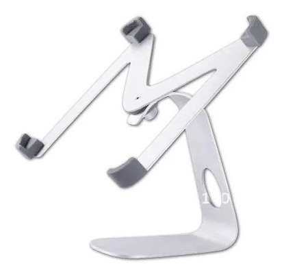 soporte ipad de mesa escritorio aluminio pad-m vision elite