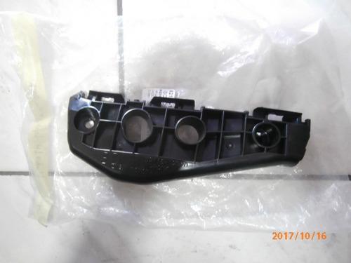 soporte izquierdo y derecho  bumper delantero corolla 2007