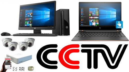 soporte laptop, computador camaras de seguridad