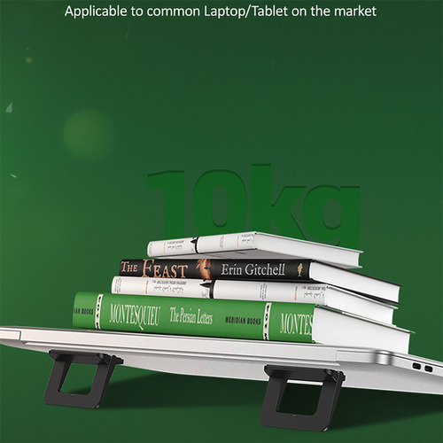 soporte laptop usams pleagable pegado angulo 40 tablet