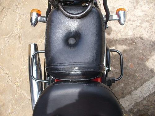 soporte lateral alforjas c/base guerrero 150 gmx 2005-2019