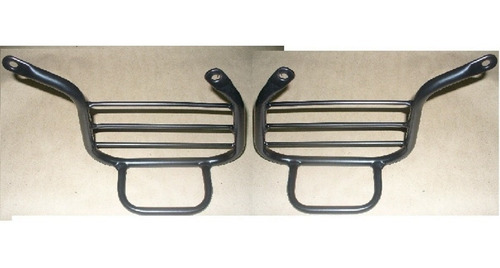 soporte lateral alforjas c/base jawa 350 daytona