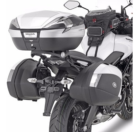 873ad581 Portaequipaje Kawasaki Er6n Givi (solo Portaequipaje) - Portaequipajes para  Motos en Mercado Libre Argentina
