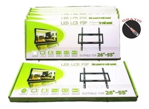 soporte lcd led plasma de 26 a 55 hasta 50kg
