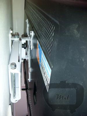 soporte lcd led smart movil giro e inc 32 40 42 46 reforzado