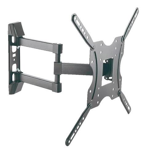soporte led lcd tv 32 40 42 48 50 55 lg brazo doble