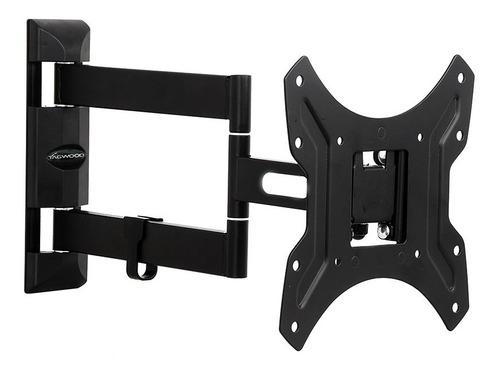soporte led para tv movil tagwood hstv05t 14 a 42 pulgadas