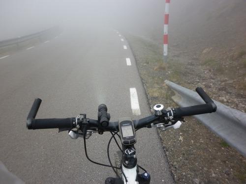 soporte linterna para bicicleta