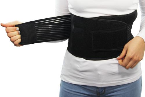 soporte lumbar con magneticos