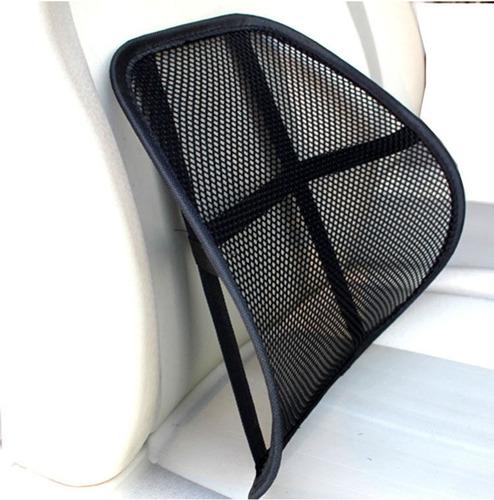soporte lumbar corrector de postura para oficina o carro