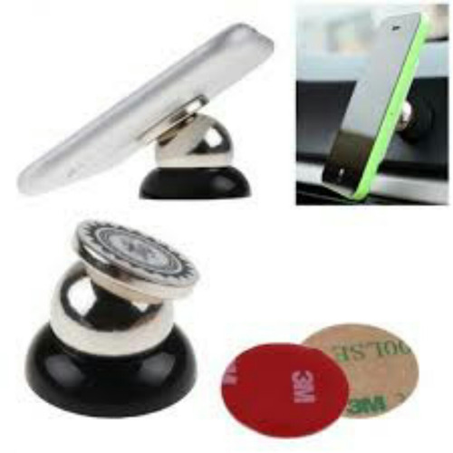 soporte magnetico para celular iphone samsung lg sony huawei