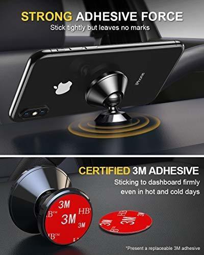 soporte magnético para soporte de coche o, humixx universal