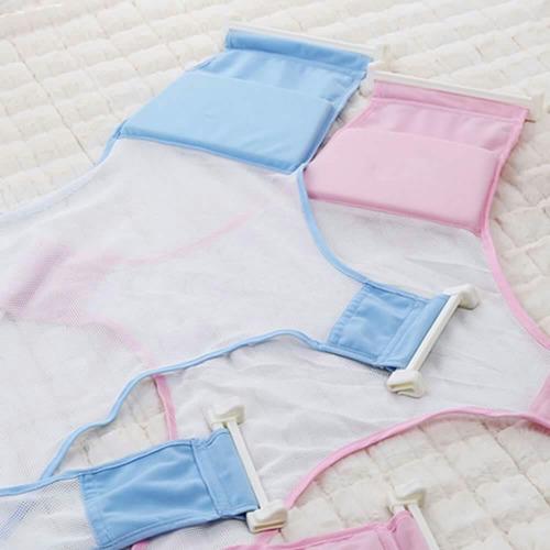 soporte malla hamaca seguridad para tina baño bebe