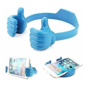 Soporte Manito Para Celular Y Tablet - Universal - Plastico