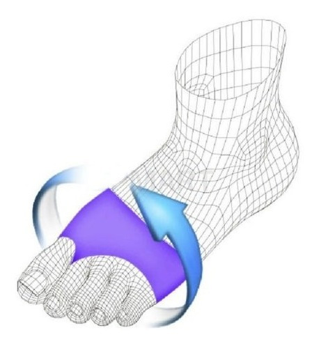 soporte metatarso almohadilla confort comodidad