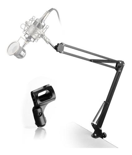 soporte microfono mesa atril - electroimporta