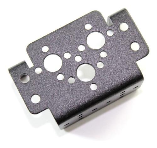 soporte multipropósito para servo estándar mg995, arduino