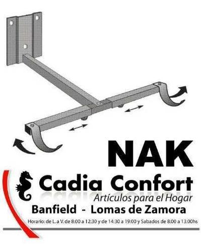 soporte multiuso ideal para bicicletas 1 o 2  marca nakan