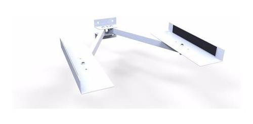 soporte nakan para microondas horno eléctrico blanco hm 300