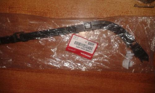 soporte o quia plastica parachoque trasero izq honda civic