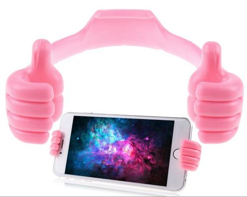 soporte ok stand celular nokia motorola iphone samsung lg