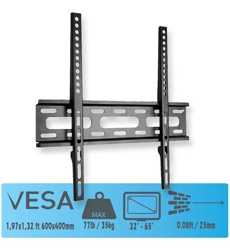soporte omm tv led lcd 32 40 42 hasta 62 premium !