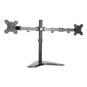 Soporte P/2 Monitores 13 A 27' C/base Klipxtreme Kpm-311