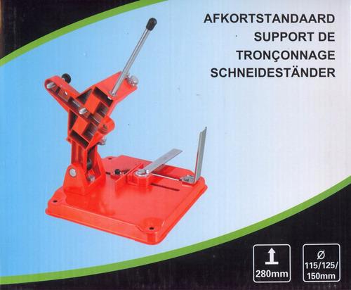 soporte para amoladora eléctrica 250x250 mm experto*