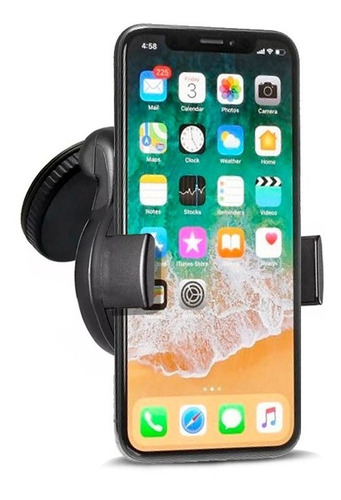 soporte para auto iphone x xr xs max 7 plus 6 6s 5 se ipod