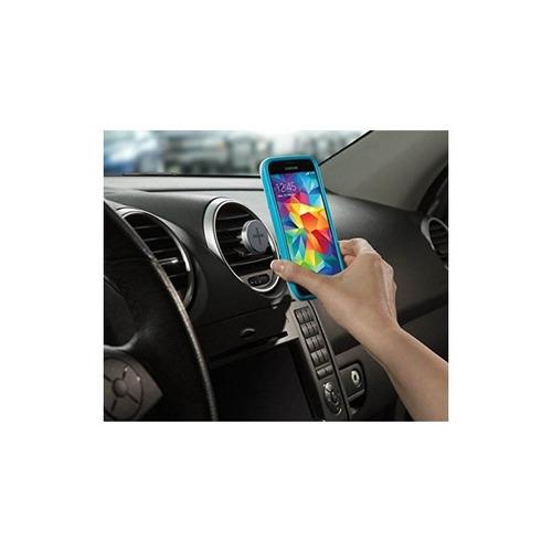 soporte para automóvil logitech trip one-touch para teléfono